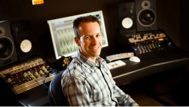 the canadian guy tuning ace waters studio equipment